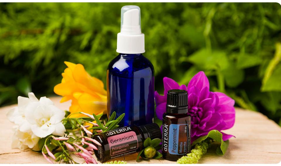 Herbal Hairspray